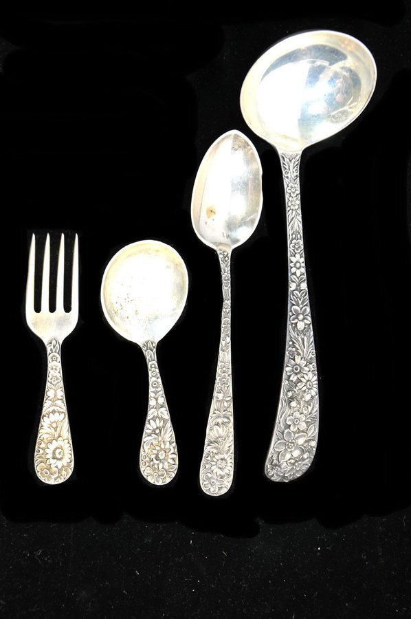 S Kirk and Sons Sterling Flatware(SC1)