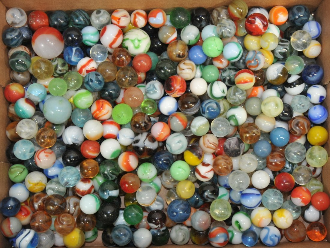 Estate Collection of marbles(SC3)