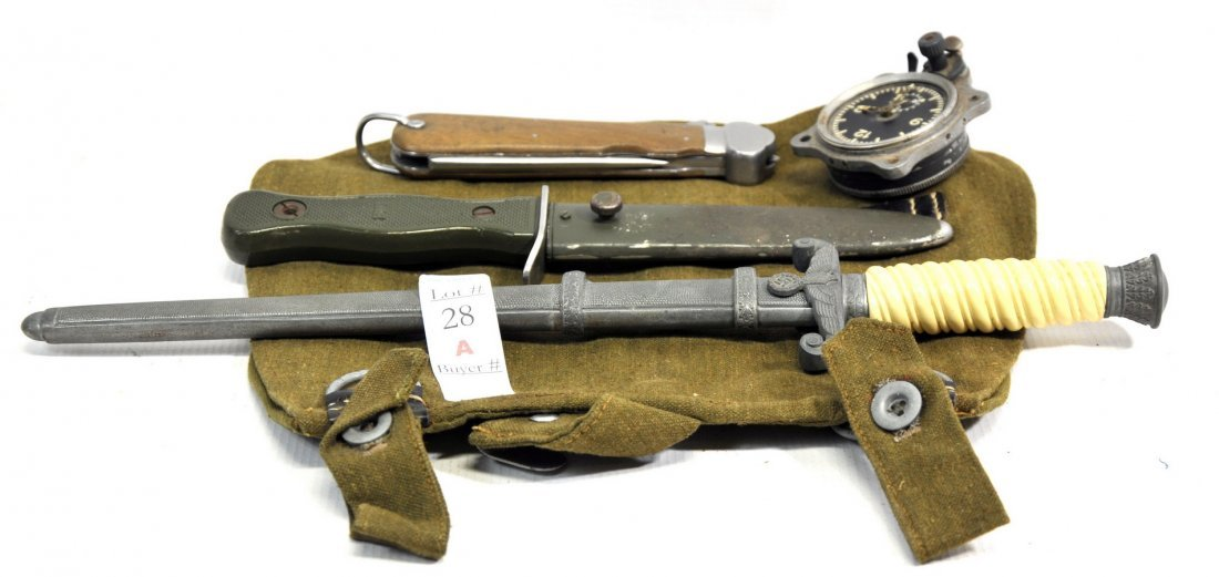Military collection equipment  SC4
