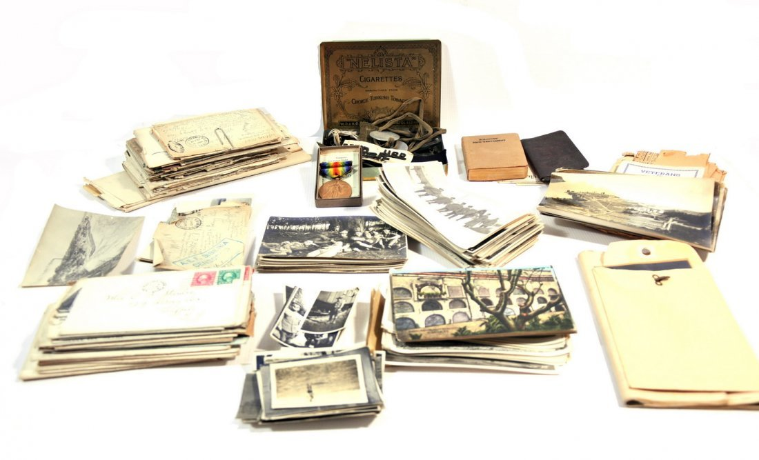 WWI Photos and Postcards  SC5