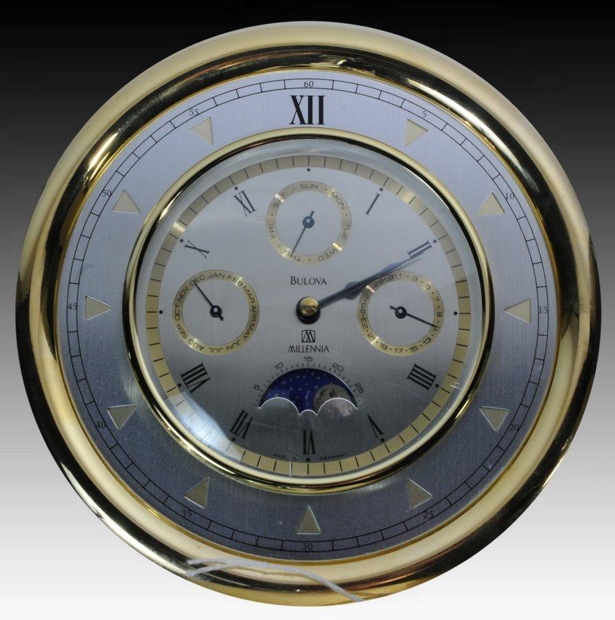 Bulova Millennia Table Clock  T1 - 2