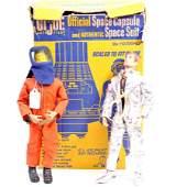 GI Joe Astronaut and Capsule T6