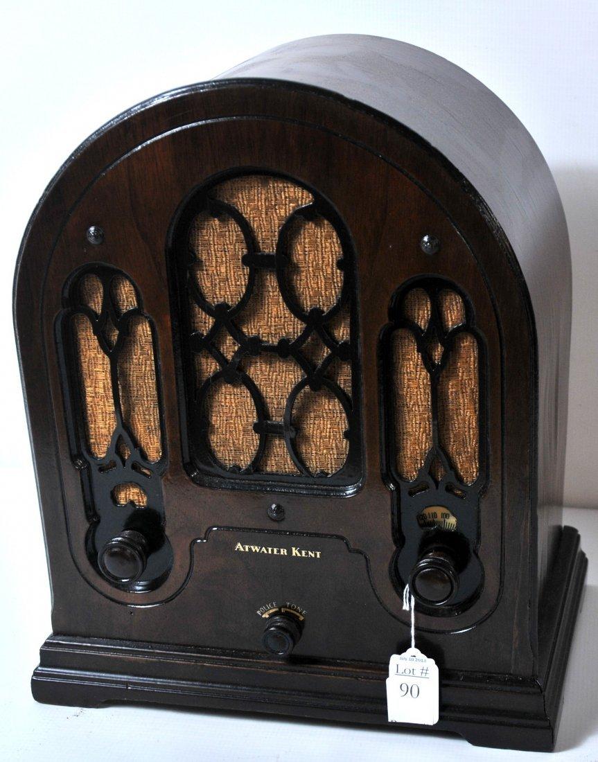 1933 Atwater Kent model 165 Radio