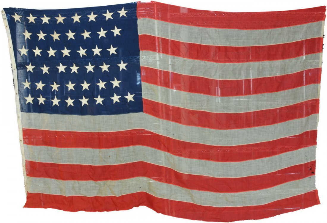 44 Star US Flag 96x60