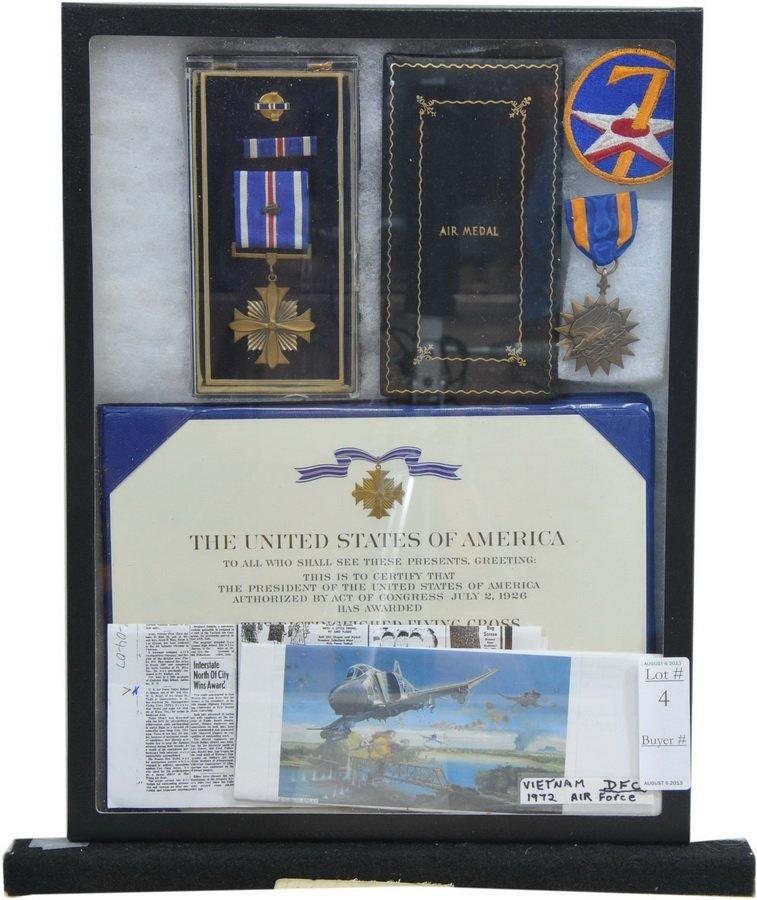 Vietnam era medals and awards
