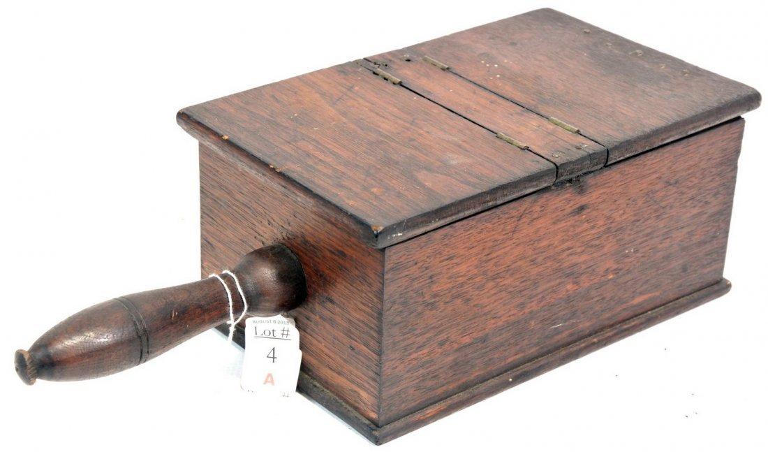 Shaker Ballot Box 16x7