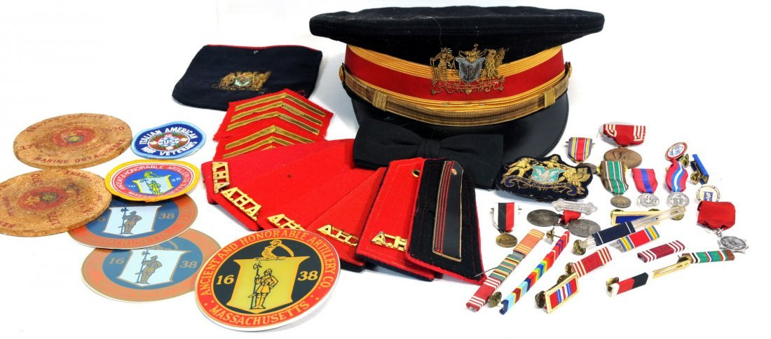 Military Lot