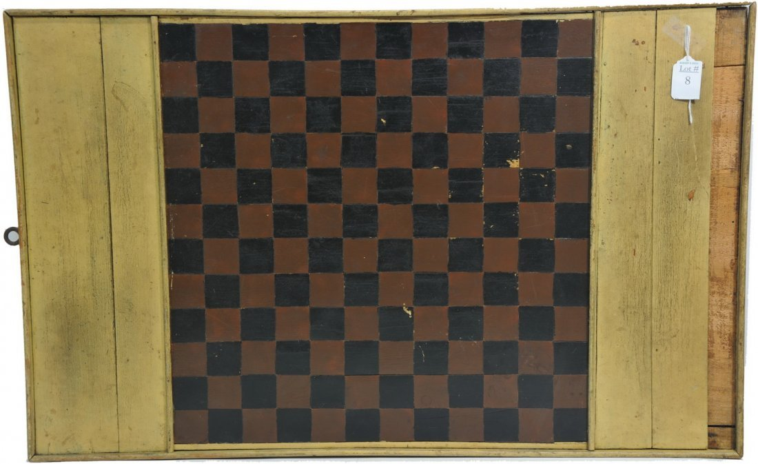 Fine Painted Game Board 30x19