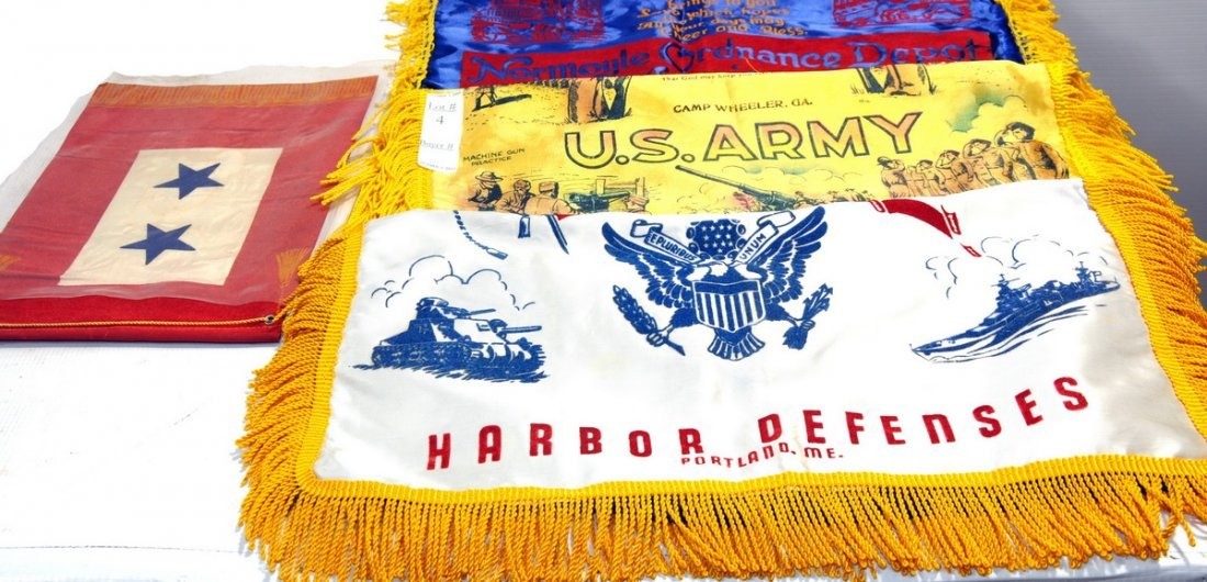 Collection of Patriotic Banners