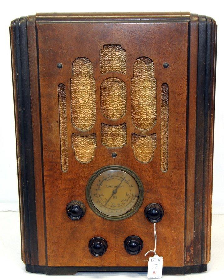 Atwater Kent Radio Model 856
