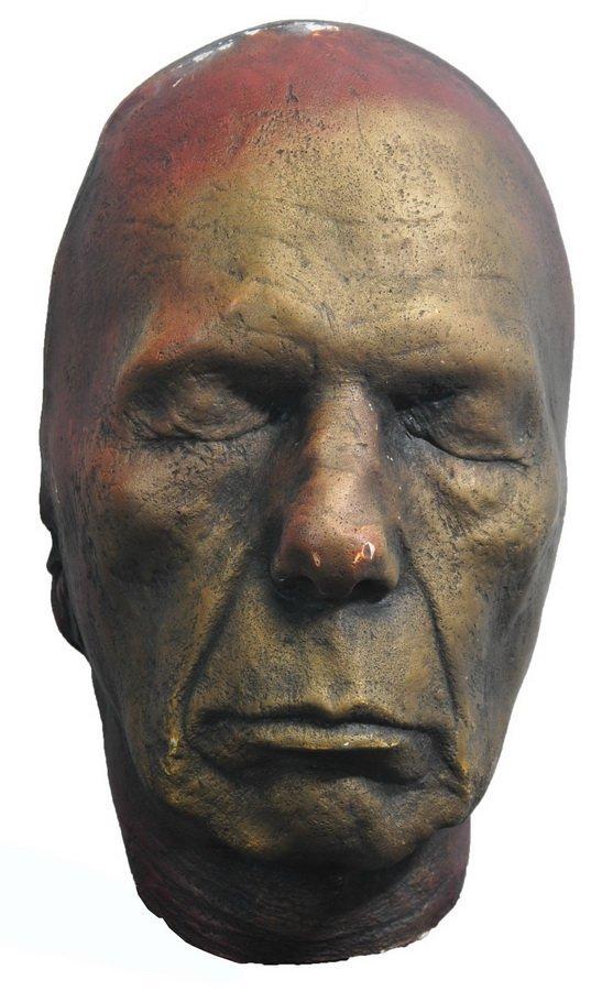 Limited Edition Life Mask of Leonard Nemoy COA