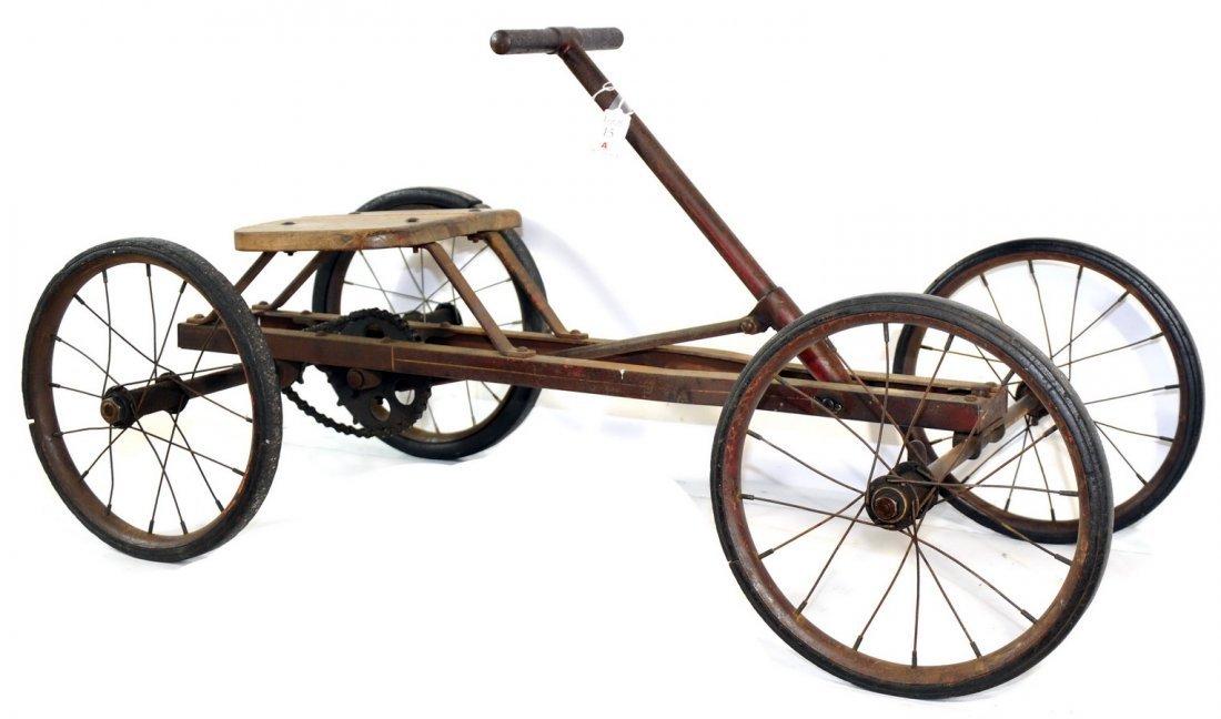 """Irish Mail Cart 41"""""""