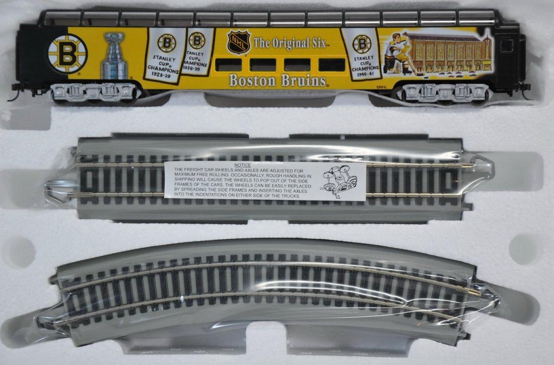 Hawthorne Village NHL Original Six Train Set - 5