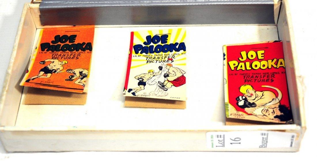 Three 1930's Joe Palooka Booklets