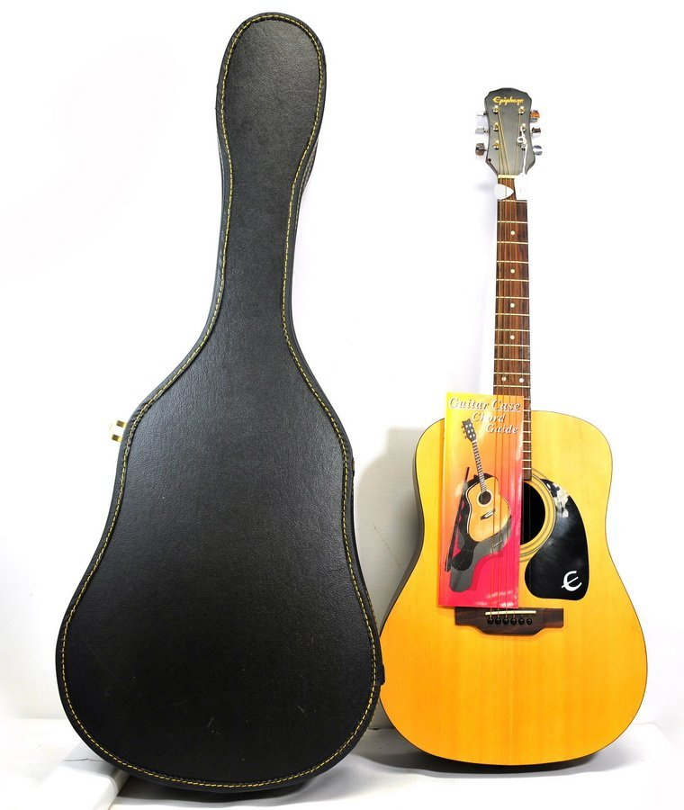 Epiphone PR-100/NS Acoustic Guitar