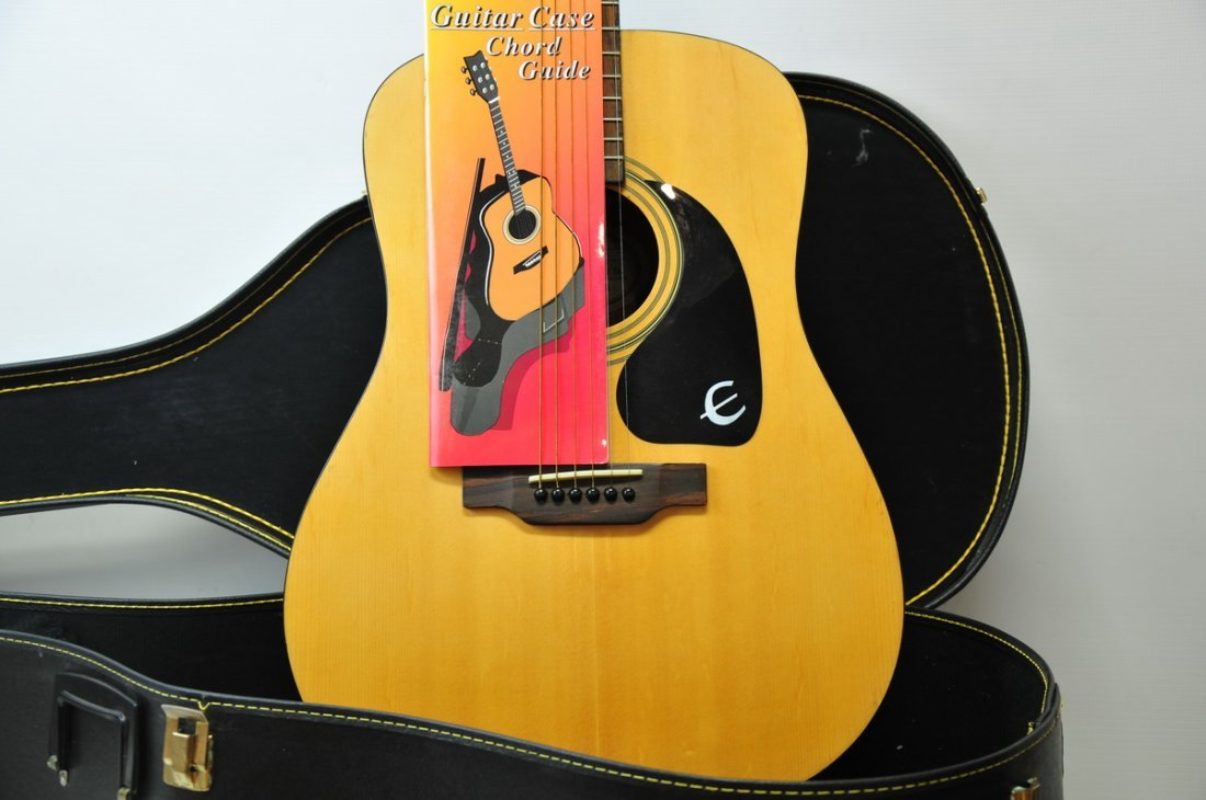 Epiphone PR-100/NS Acoustic Guitar - 2