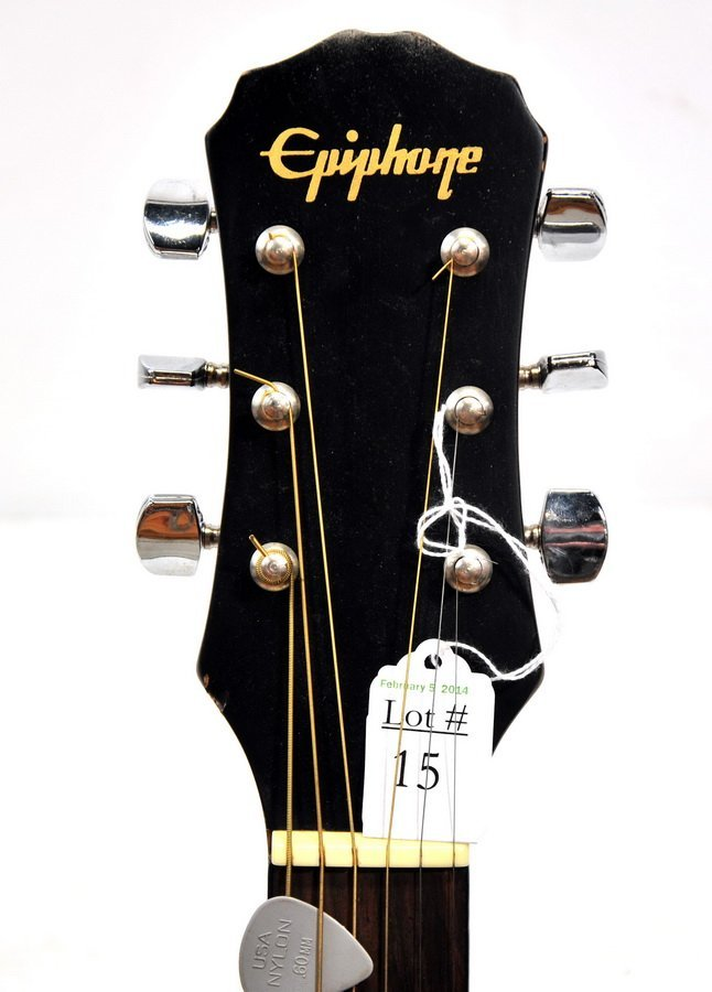 Epiphone PR-100/NS Acoustic Guitar - 3