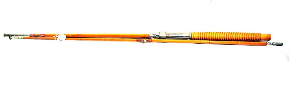 Vintage 6.5' Bamboo Fly Fishing Rod