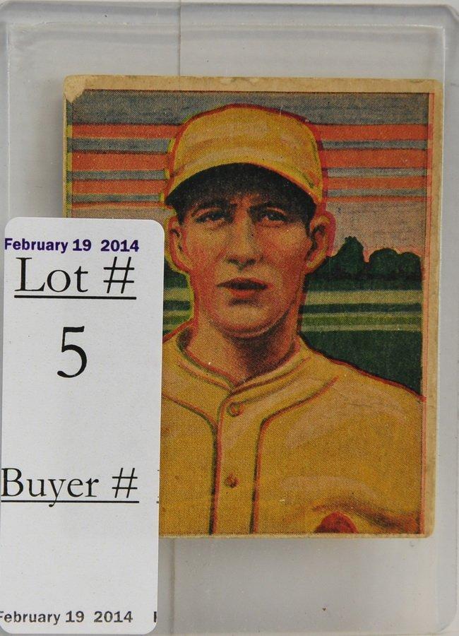 1933 N300 Lefty Grove