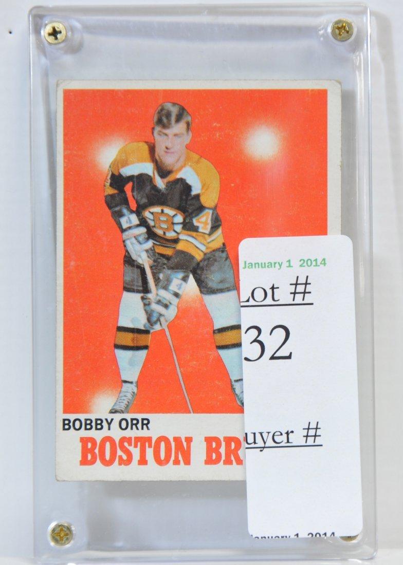 1970 Bobby Orr Card