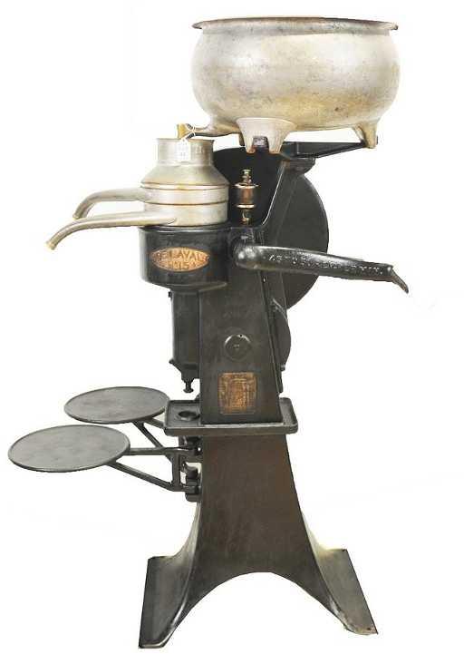 Antique De Laval 15 Cream Separator