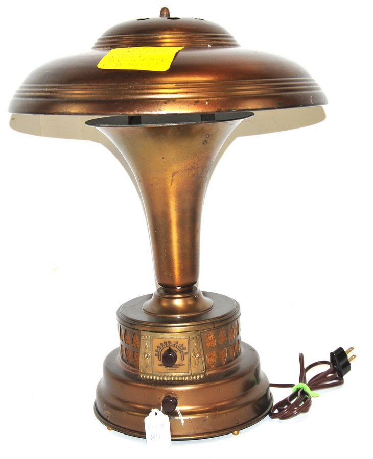 1939 Radio Lamp Co. of America Radio Lamp