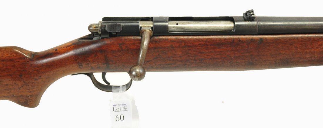 J C Higgins 20 Gauge Bolt Action Shotgun - 2