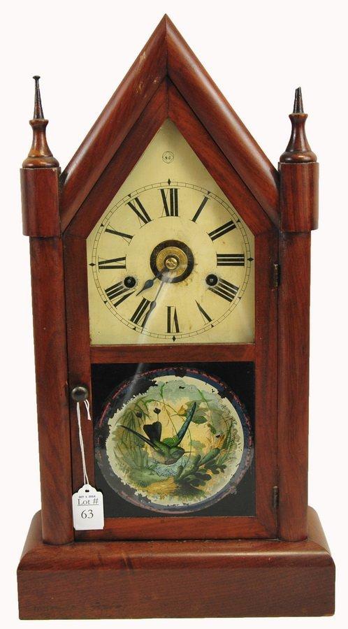Antique Seth Thomas Steeple Clock