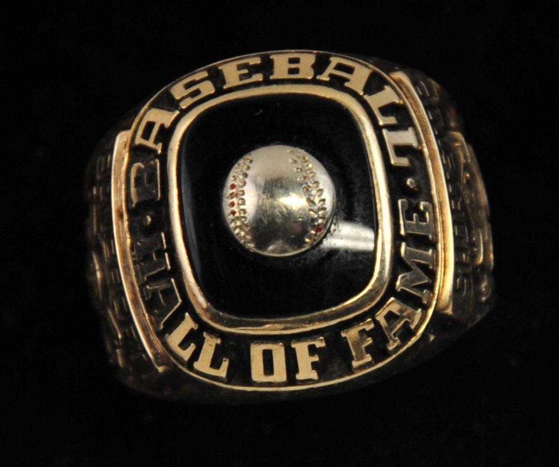 1971 Dave Bancroft Baseball Hall Of Fame Ring