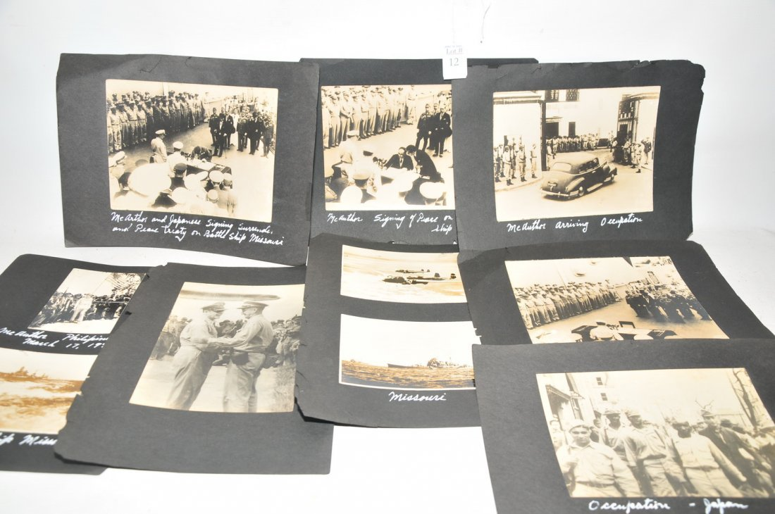 Interesting Collection of Original WWII Photos