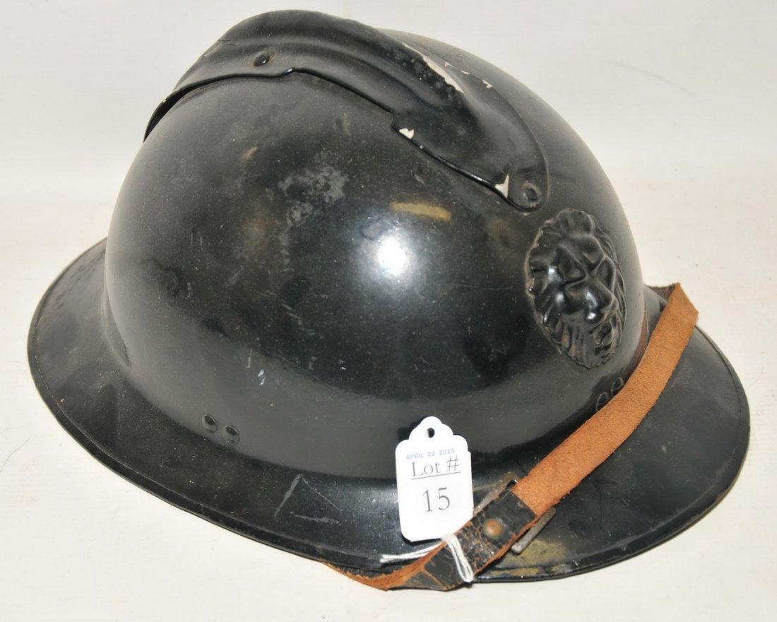 WWI French Helmet