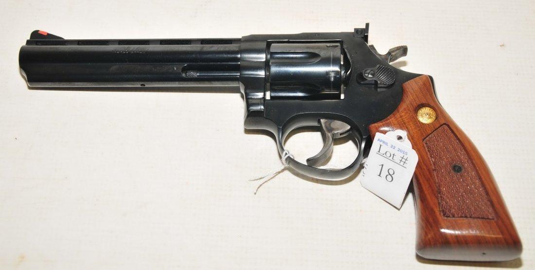 Taurus Model 689 357 Caliber Revolver