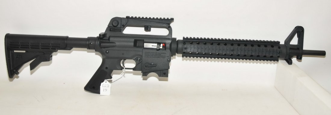 Unfired Mossberg AR 15 22 Caliber