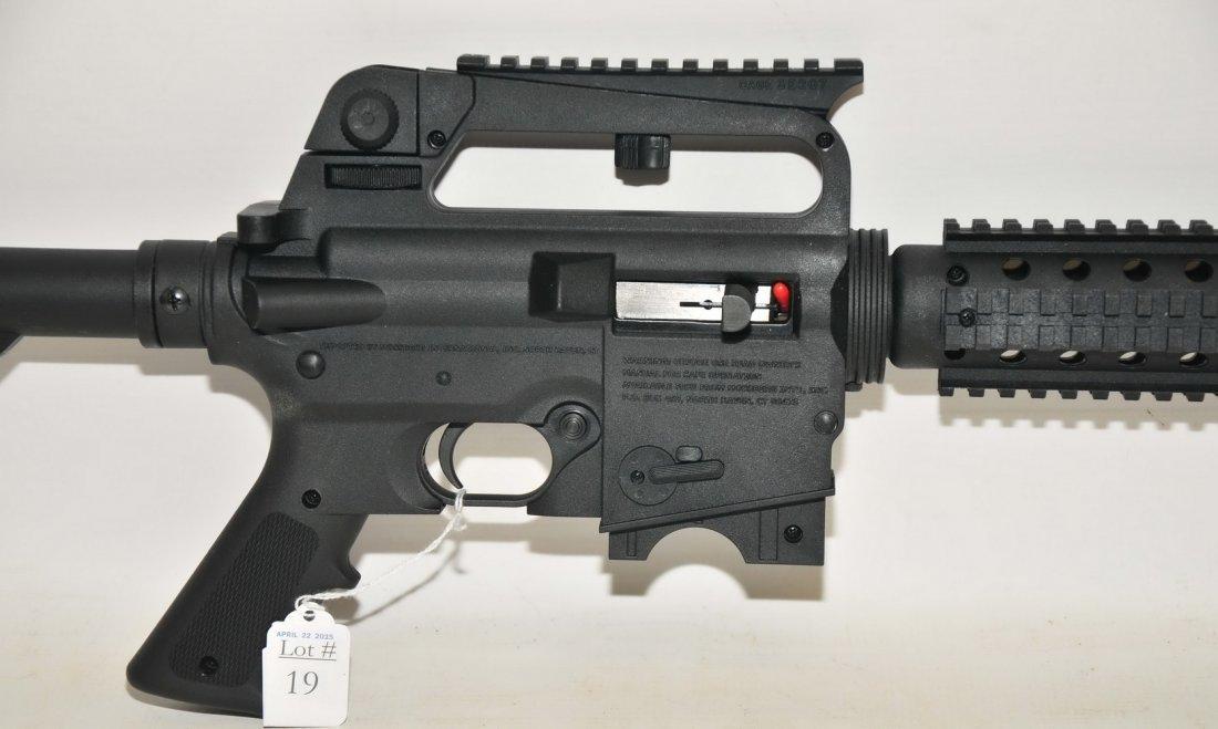 Unfired Mossberg AR 15 22 Caliber - 2