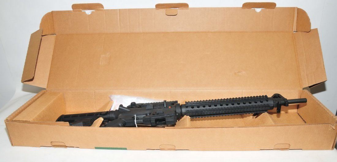 Unfired Mossberg AR 15 22 Caliber - 3