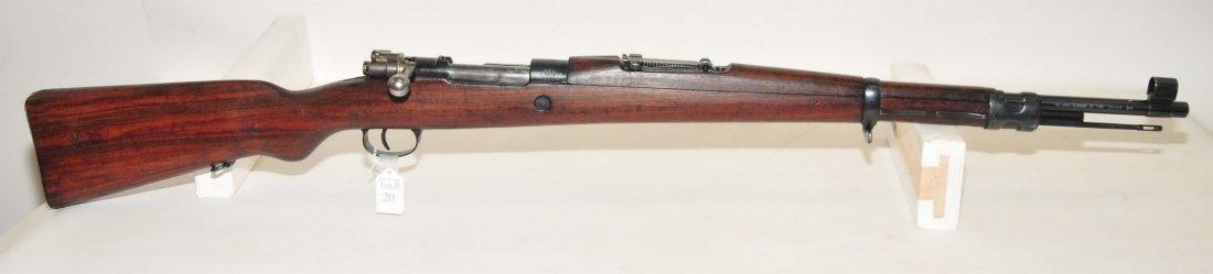 Yugoslavia M-24 8MM Rifle
