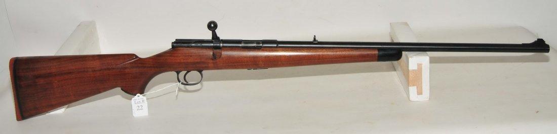 Stevens Model 84 C 22 Caliber Rifle