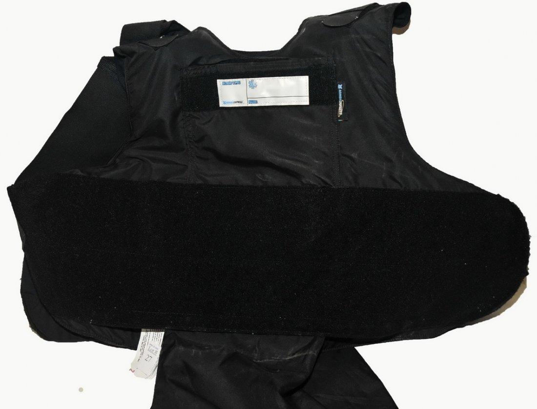 Evolution Black Ballistic Vest