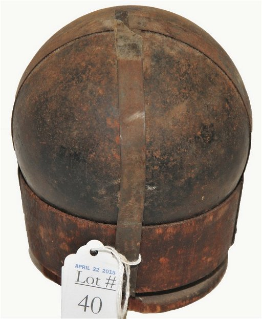 Civil War 12 Pound Cannonball with Sabot