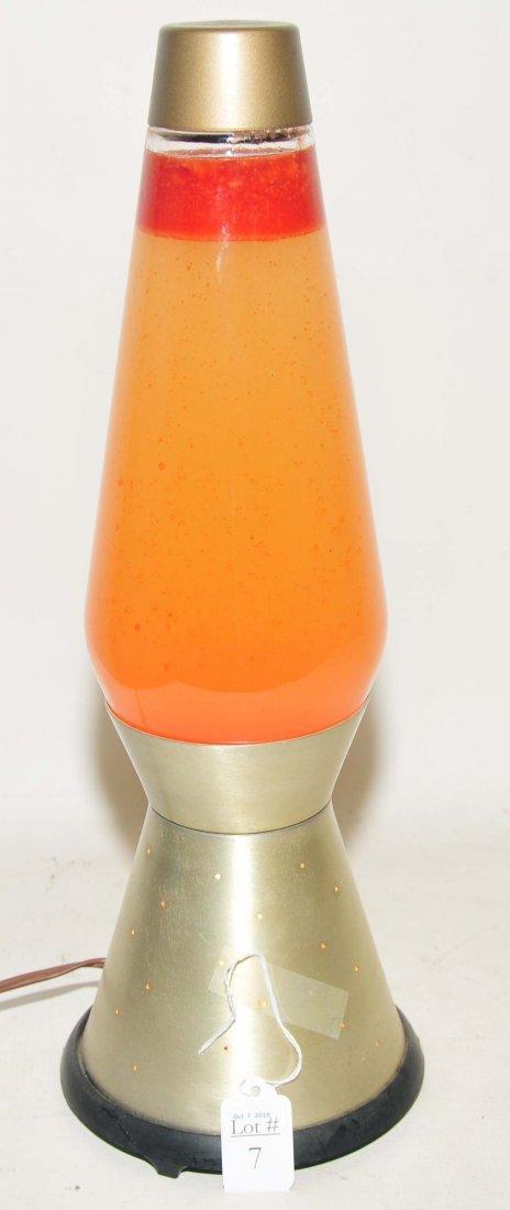 1950u0027s Original Lava Lamp