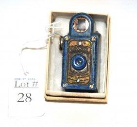 Coronet Camera, Midget Blue
