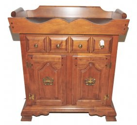 Maple Dry Sink, Contemporary