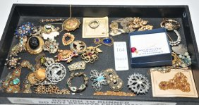 Collection Of Estate Jewelry