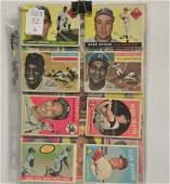 40 19551959 Topps Baseball Cards