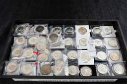 Large Collection of Half Dollars