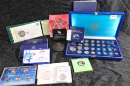 Collection of Coin Sets