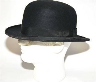Charlie Chaplin's Black Derby Hat Chaplin Studios