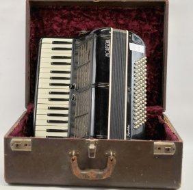 Moreschi Accordion In Original Case
