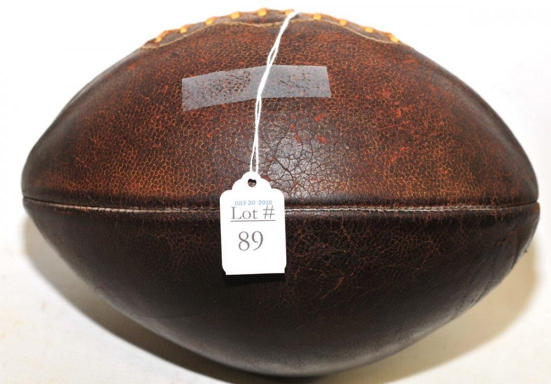 """Antique Melon Football 10"""""""