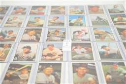Collection of 32 1953 Bowman Baseball Cards